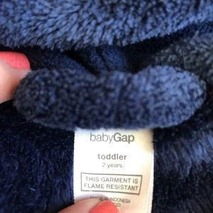 GAP Pajamas - Baby Gap Dinosaur Bathrobe